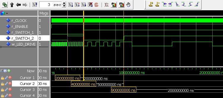 Simulating your first FPGA design